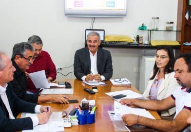 Prefeito Guerino empossa membros do Conselho Municipal do Trabalho, Emprego e Renda