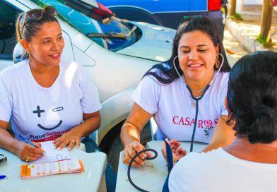 Saúde leva orientação e exames gratuitos para população em ação pré – carnaval