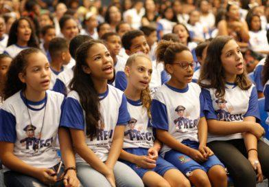 Prefeitura vai formar 1,5 mil estudantes no Programa de Resistência e Cidadania na terça-feira (18)